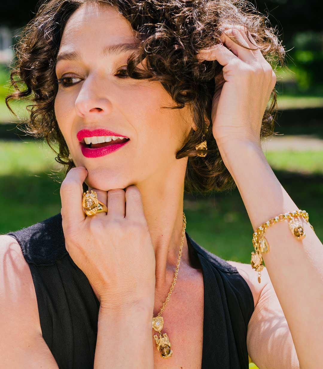 Nicole Grimaudo Verus Gioielli